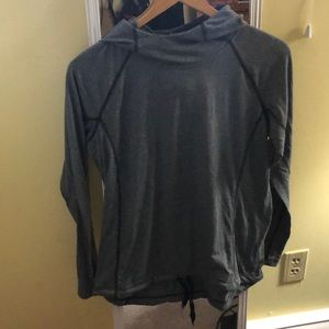 Under Armour long sleeve workout top